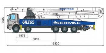 SIRIO 6RZ65-X